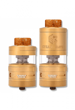Aromamizer Plus v2 RDTA - 5th Anniversary Edition Gold