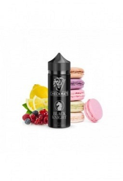 Black Knight Checkmate - Dampflion - Longfill